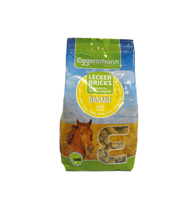 Lecker Bricks Bananowe-...